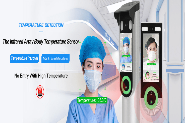 Face Recognition and Body Temperature Detection System