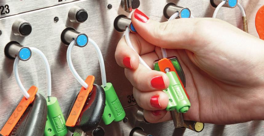 traka key managment